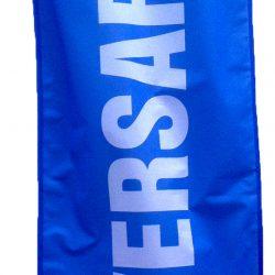 Banner colgante